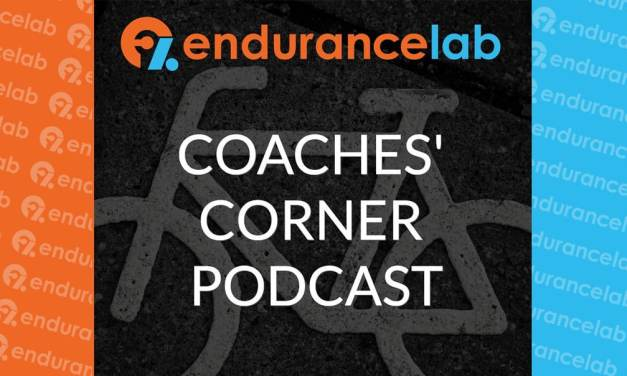 The Endurance Lab Coaches' Corner 43
