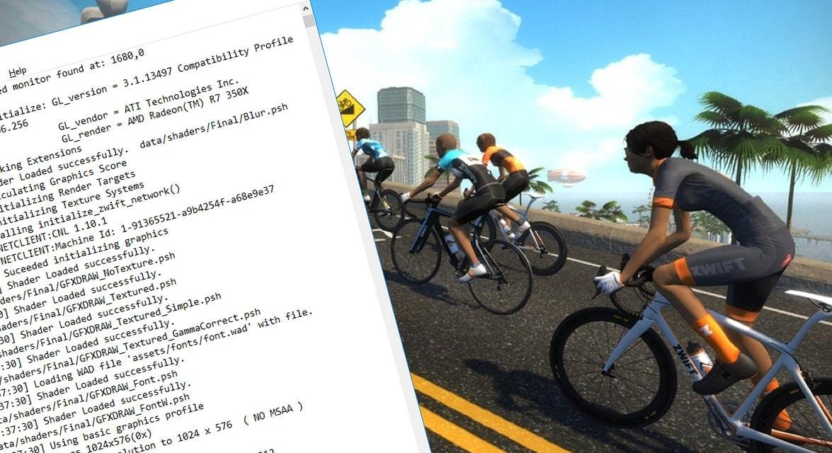Find Your Zwift User ID