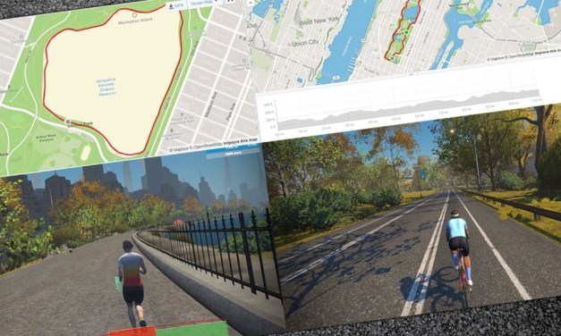 Strava Sneak Preview of Zwift's New York City Course