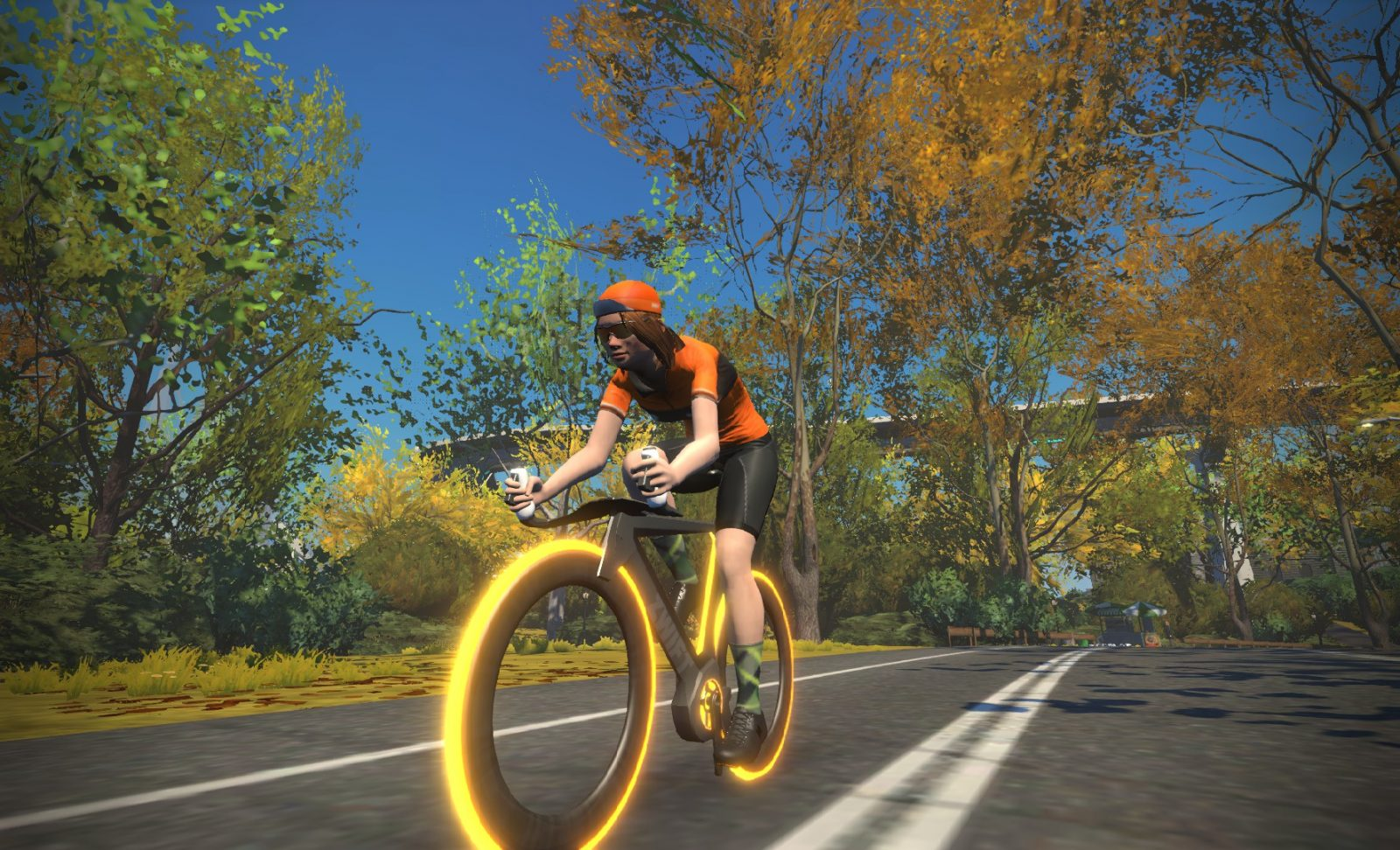All About the Zwift Concept Z1 (Tron) Bike