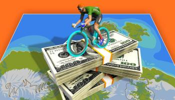Getting to Zwift's New Titans Grove Road (Swift Zwift Tip) | Zwift