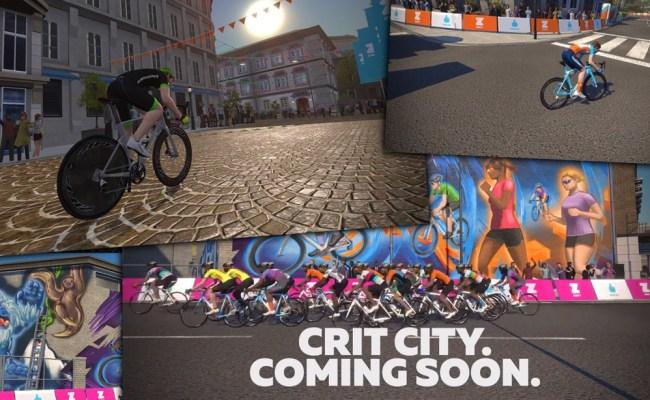 Crit City Is Coming Take A Sneak Peek Zwift Insider