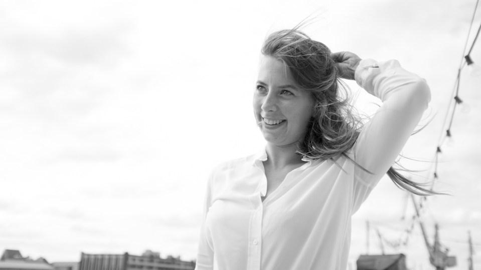 Aline Muylaert geeft burgers een stem