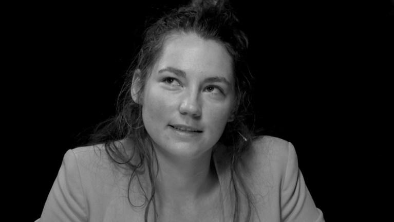 Angelique Van Ombergen: Zwijgen is geen optie