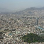 """""""El Taxi"""" oder eine Fahrt durch Peru"""