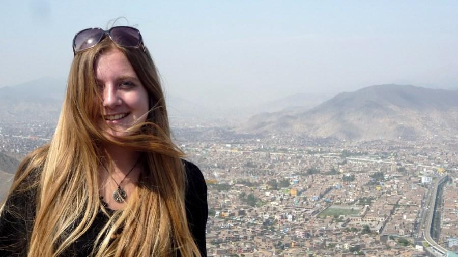 Vom Cerro de San Cristóbal hat man eine beeindruckende Sicht über ganz Lima.