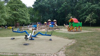 Spielplatz Speeltuin Kitskenberg Roermond