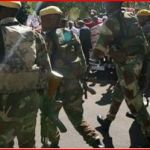 Covid19: Communities now militarised as security forces' clampdown heightens