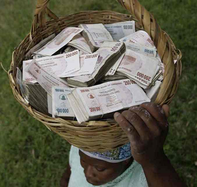 LATEST: US Dollar Zimbabwe Bond Note TRGS Exchange Rates Today: 9 October 2018