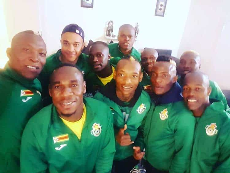 Zimbabwe Warriors Qualify for Gabon Afcon 2017 After Winning Vs Malawi..Pictures