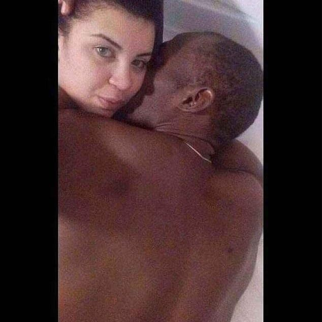 Leaked Pictures: Usain Bolt caught in bed with Brazilian woman