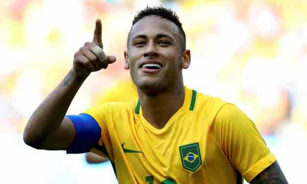 Brazil WinS Rio Olympics Football Gold