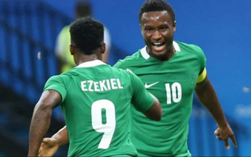 Nigeria Beats Cameroon In A Friendly Warm-Up Match