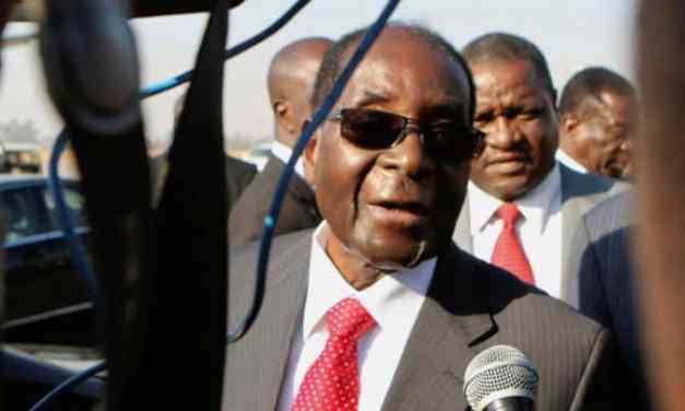 Zim's Mugabe reacts to Angola, Gambia, end of dictatorship