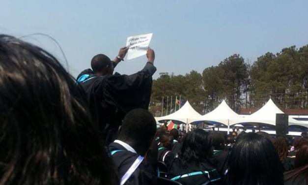 University of Zimbabwe graduation  cancelled due to Harare Cholera