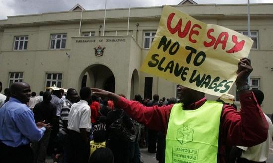 pay strike salary