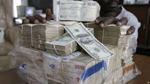Zim Money, US$-Bond Exchange Rates Today: 08/10/2019