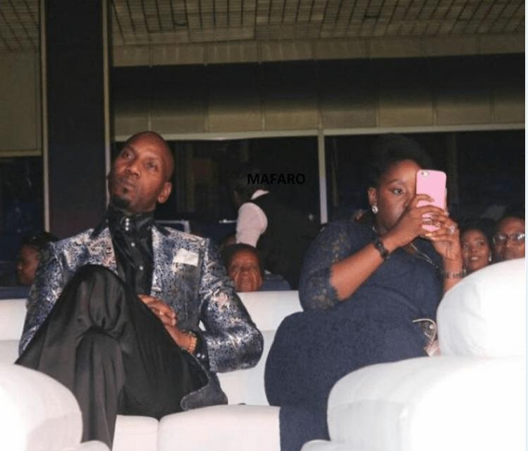 Bona Mugabe, angry Simba photo causes stirs