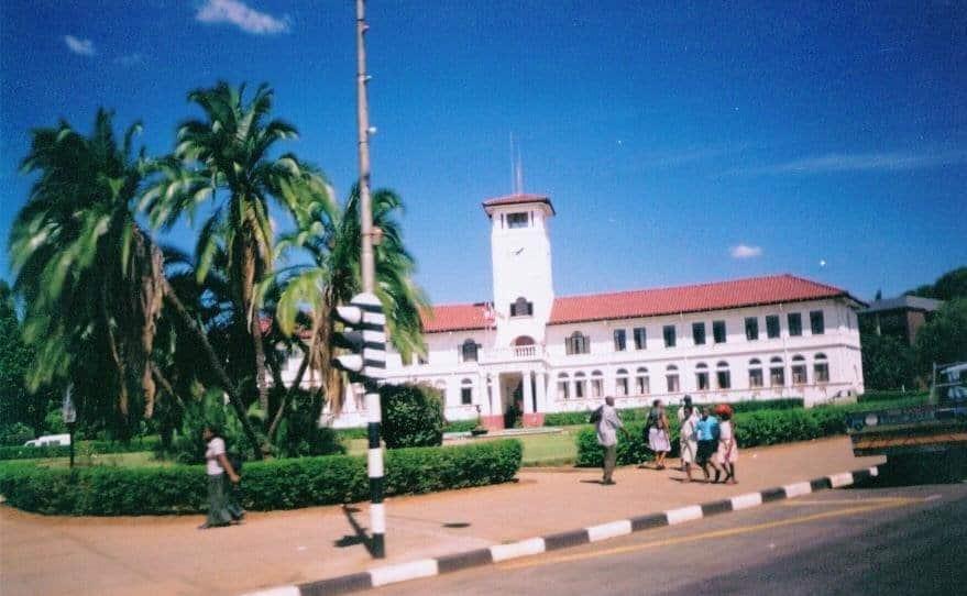 Gweru rubbish Constitution Amendment