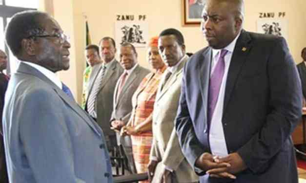 He was not afraid to fight: Kasukuwere remembers the late Robert Gabriel Mugabe