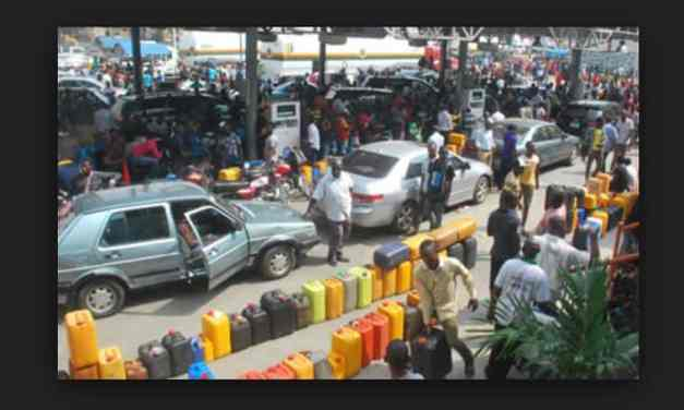 Just In: Fuel Prices Go Up Again