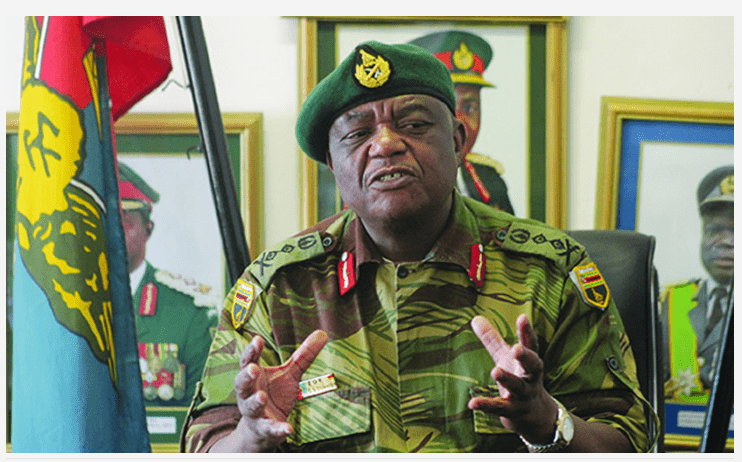 VP Chiwenga Faces Treason Charges?