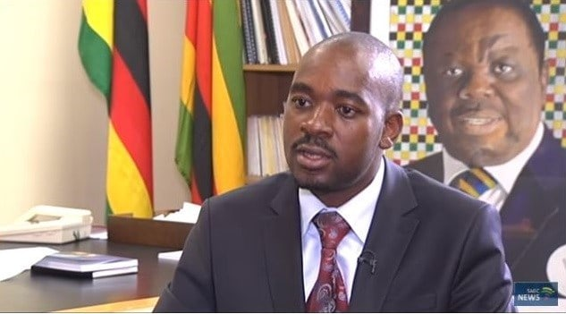Nelson Chamisa makes party appointments