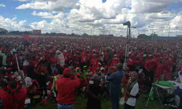 MASVINGO: CIOs Besiege Residence of Chamisa's Youth Leader