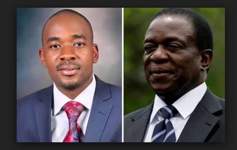 Mnangagwa, Chamisa, rule out GNU…ED to appoint MDC ministers