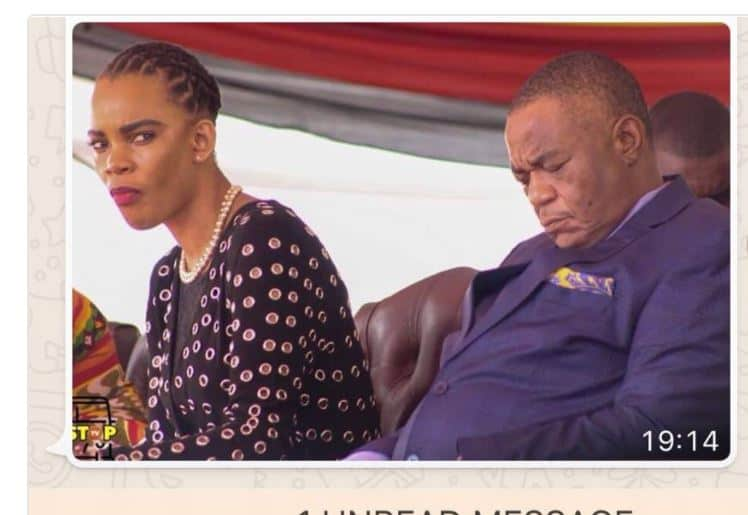 Chiwenga's wife on Cancer and HIV-AIDS