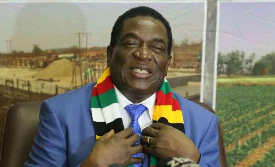 LATEST News: ED Mnangagwa Panics Over Bond Note Crises
