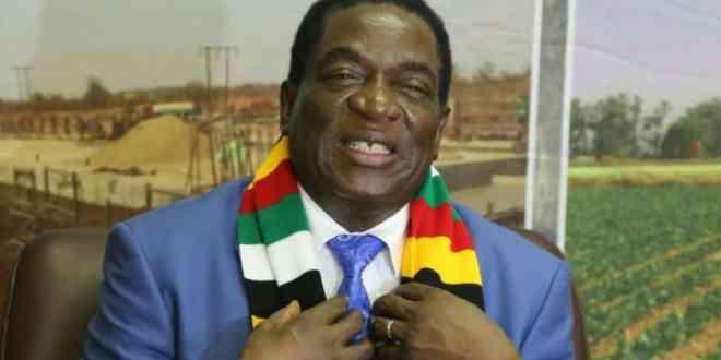 Ed Mnangagwa