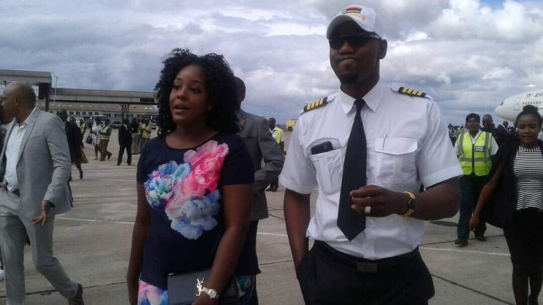 Mnangagwa seizes Simba Chikore's Robert Mugabe planes