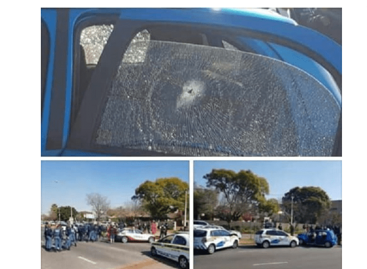 Pictures: Zim armed robber, carjacker(46) gunned down by SA police… name revealed