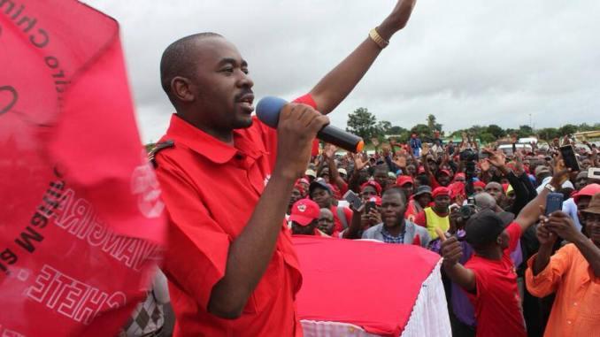 MDC-Alliance Message To New Malawi President Lazarus Chakwera