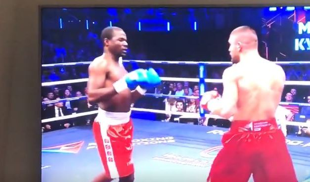 Boxing: Charles Manyuchi loses Magomed Kurbanov fight
