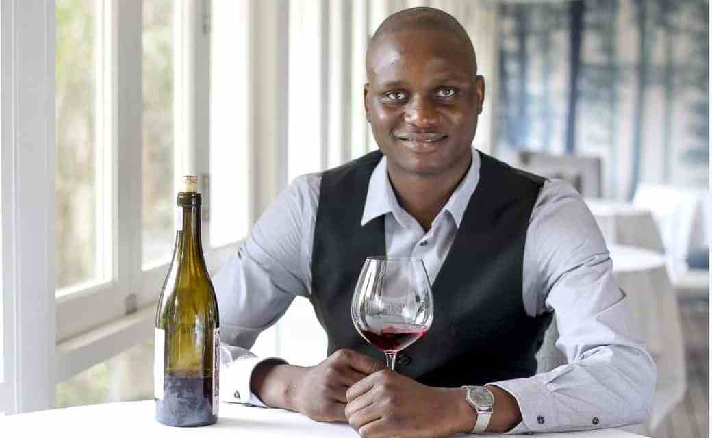 Zim businessman(35) sets new wine auction record in South Africa