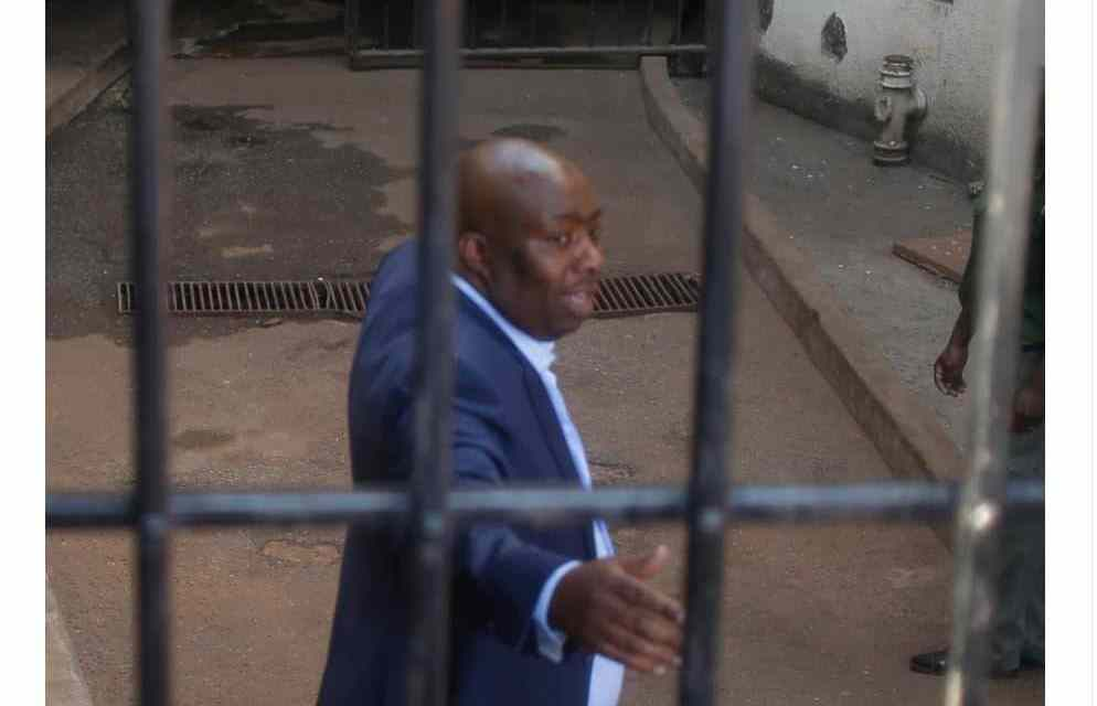Mnangagwa hunting down team G40, starts with Kasukuwere