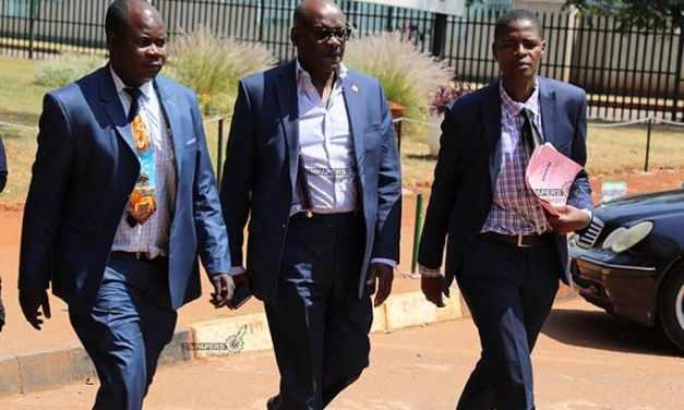 Latest: Mugabe Health Minister 'Doctor David Parirenyatwa' freed on $500 bail