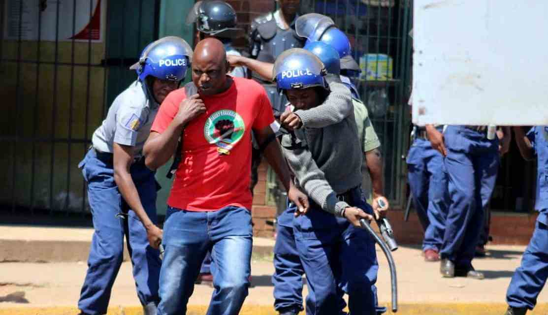 Regional workers federation criticises ED for blocking peaceful demos, arresting ZCTU leaders