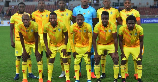 Zim Warriors Lineup for AFCON friendly with Malawi Flames