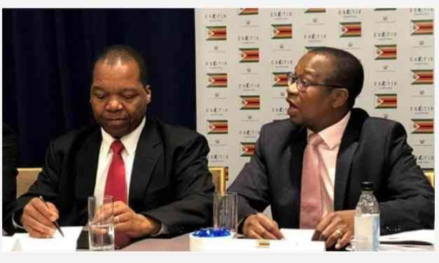 Ncube blocks Mangudya plan to introduce new Zim currency