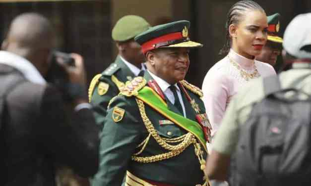 VP Chiwenga's Power 'Succumbs' To Illness …Parly Pressured To Remove Him