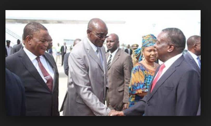 It came as a shock: Mnangagwa on Kembo Mohadi saga