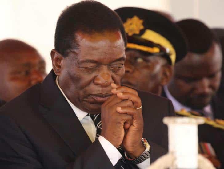 Mnangagwa 'bad boy,' could destabilise the region- Chamisa