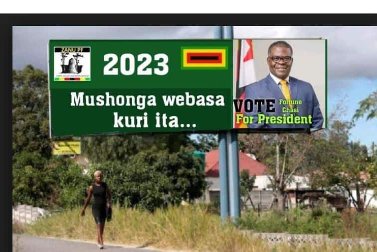 ED blocks Fortune Chasi 2023 Presidential ambitions?