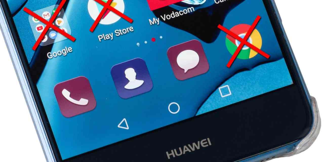 Huawei Devices Could Be Blocked From Using WhatsApp And Instagram