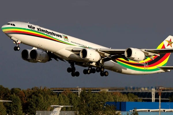 Three Planes 'Stolen' At Air Zimbabwe