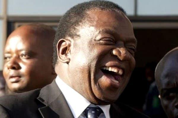 """Marriages are quarrels""-Mnangagwa Jokes As Pics Of Alleged MSU Mistress Go Viral"