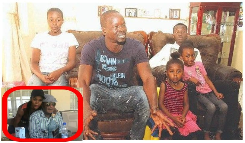 Shingi Kaondera sues Chiwenga's wife for $700K: Says he never divorced Mary..It was a fraud